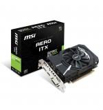 Carte Graphique Msi NVIDIA GeForce GTX 1050TI OC 4 Go