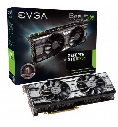 Carte Graphique EVGA NVIDIA GeForce GTX 1070 TI SC ACX3 8 Go