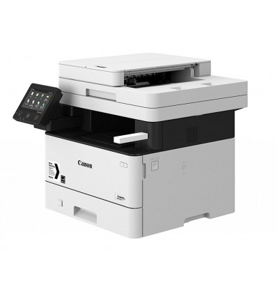Multifonction Laser Monochrome CANON i-SENSYS MF421dw (38ppm/R-V/250 Feuilles/Scan chargeur R-V/FAX/USB/RJ45/WIFI)