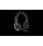 Casque Micro Sans Fil Logitech Stereo Headset H800 USB
