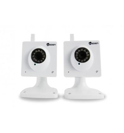 Caméra IP Sans Fil HEDEN VisionCam Cloud V1.7 Intérieure ...