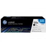Toner HP 125A Noir Pack de 2 CB540AD (2x2200 pages)