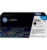 Toner HP 124A Noir Q6000A (2500 pages)