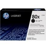 Toner HP 80X Noir CF280X (6900 pages)
