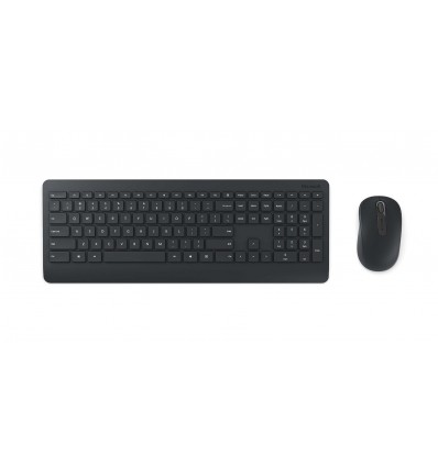 clavier souris sans fil microsoft wireless desktop 900 noir aes. Black Bedroom Furniture Sets. Home Design Ideas
