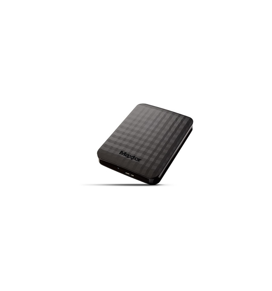 disque dur externe 2 1 2 auto aliment seagate maxtor 1000 go usb3 noir. Black Bedroom Furniture Sets. Home Design Ideas