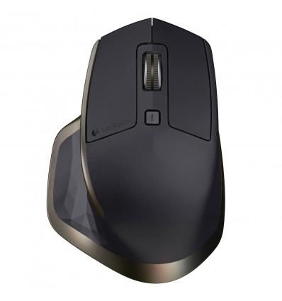 souris sans fil logitech mx master wireless mouse noir. Black Bedroom Furniture Sets. Home Design Ideas