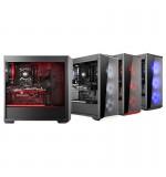 Boitier ATX Cooler Master MasterBox Lite 5 RGB Noir Fenêtre 2*USB3+Son
